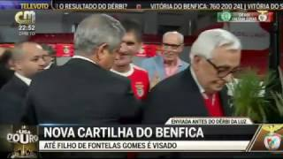 CMTV Revela Cartilha enviada pelo Benfica antes do último dérbi