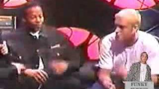 Video Eminem N Dr Dre Freestyle & Interview Rare Old 2000 Footage!