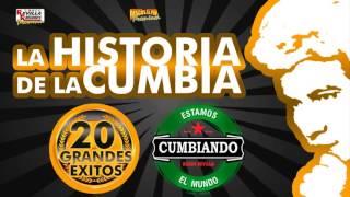 EL FANTASMA DEL AMOR-LUCHO DE SEDAS Y SU GRUPO SELECTO-LA HISTORIA DE LA CUMBIA
