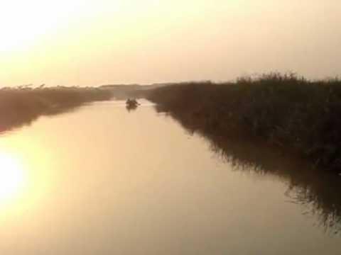 River Cruise in Bhola of Bangladesh