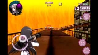 Puella Magi Madoka Magica Third Person Shooter (featuring Akemi Homura) Gameplay