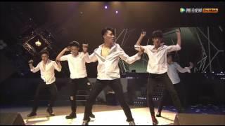 X NINE (X玖少年团) 《GET LOW》@ Shanghai Concert 20170402