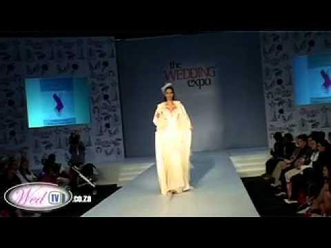 New Romantics – Wedding Expo April 2011 fashion shows Wedtv South Africa .m4v