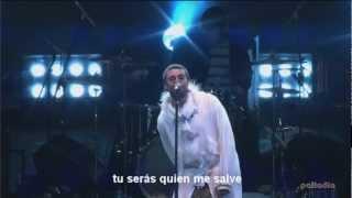Oasis wonderwall subtitulada HD