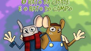 O Rato da Cidade e o Rato do Campo