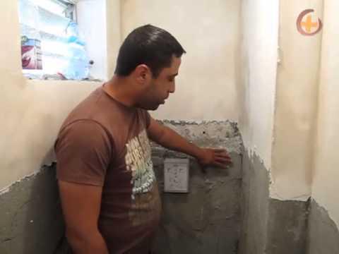 סרטון: התקנת אסלה סמויה וחיפוי קרמיקה מסביב