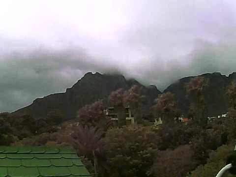 Timelapse Video – Table Mountain – 31/10/2011