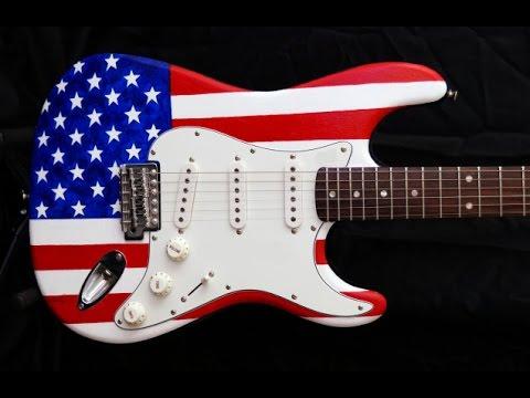 Comment jouer Star Spangled Banner à la guitare