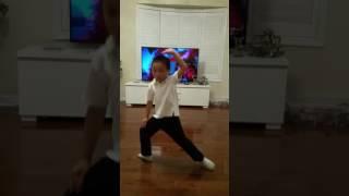 Daniel's Ninjago Runnin