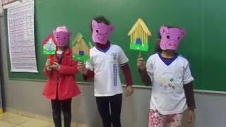 Dramatização: Os 3 porquinhos