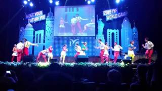 2015 IYF World Camp Happy Dance