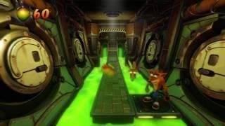 Crash Bandicoot N. Sane Trilogy - Crash 1 - Toxic Waste