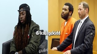 Prince Eazy Reacts To Kevin Gates Going To Jail For Kicking Fan In The Chest