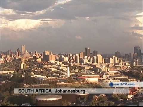 WHAT A WEEK! Johannesburg in timelapse!