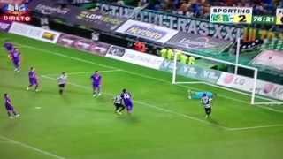 Golo 3-0 sporting x fiorentina