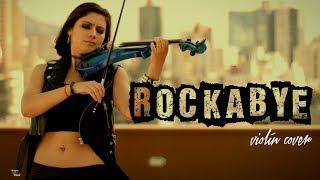 ROCKABYE 💿en Violín Eléctrico!!! / Martha Psyko (Clean Bandit)