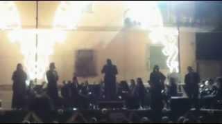 """'A TAZZA 'E CAFE' napoletan song live, orchesra di fiati """"Città di Campobasso"""" t3l 328 6292143"""
