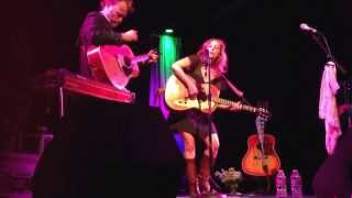 "Tift Merritt, ""Train Song"" (Tom Waits cover) -- The State Room, Salt Lake City -- July 21, 2013"