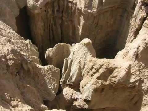 Rocher de Sel à Djelfa حجر الملح