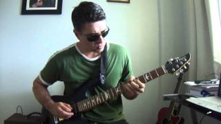 Tom sawer solo - Rush cover