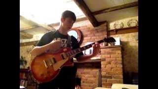 Black treacle- Arctic Monkeys cover (Alex's part)