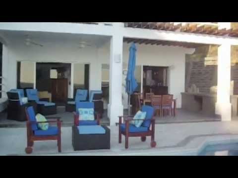 Nicaragua Real Estate — Oceanfront Marlin Home