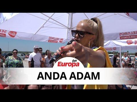 Anda Adam - Am chef LIVE pe Plaja Europa FM