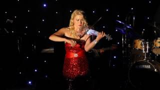 Kate Chruscicka LIVE - BRAVEHEART THEME - James Horner - Classical & Electric Violinist