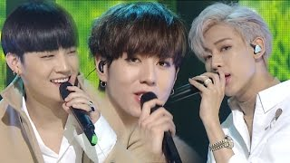 《Comeback Special》 GOT7 (갓세븐) - Let me @인기가요 Inkigayo 20161002