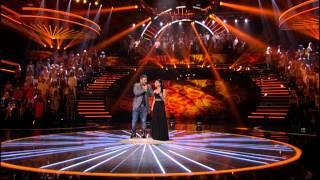 Biljana Sulimanovic i Darko Lazic - Blagujno dejce - (live) - ZG 14/15 - 05.07.2015. EM 46.