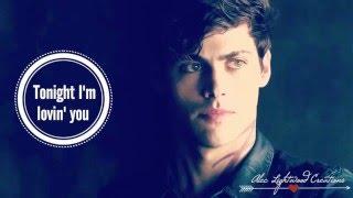 #MALEC | Magnus + Alec ➰ | Tonight I'm Lovin' You HD ➸ #Shadowhunters