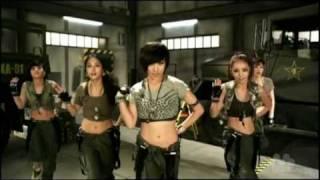 [HQ] Kara Mr. mv korean version (韓國語)
