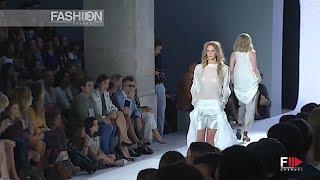RICARDO PRETO Spring Summer 2014 Lisbon - Fashion Channel