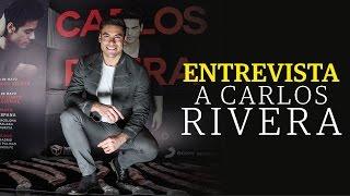 Carlos Rivera presenta nuevo disco