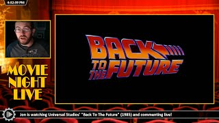 """Back To The Future"" Live Event Commentary!"