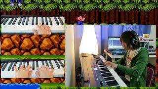 Contra - Jungle Theme (JemyMusic Cover)