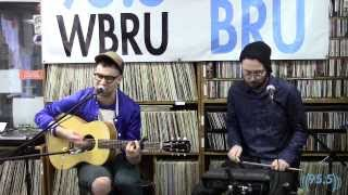 Bleachers - I Wanna Get Better (live at WBRU)