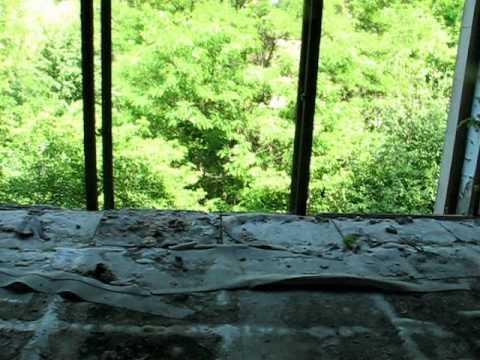 Physical hazards at the Pripyat swimming pool