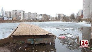 Всех приглашают на уборку озера!