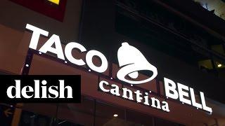 Taco Bell Las Vegas | Delish