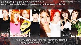 [HD] AOA - My Song [English Subs Romanization Hangul]