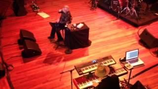 Marianne Faithfull (The Ballad of Lucy Jordan) 50th Tour Ba