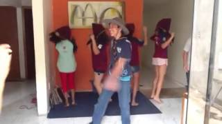 Tarefa 03 - Dança do Tiro Liro Liro - Base Saruê
