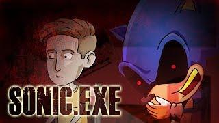 SONIC.EXE CreepyPasta - La inquietante REALE e VERA storia | Parodia Animata ITA HD