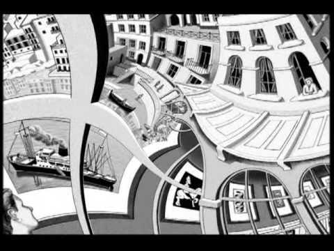 艾雪和德羅斯特效應 Escher and the Droste Effect
