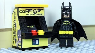 LEGO BATMAN ARCADE 6 - VIDEO GAME MOVIE