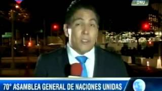 NOTICIERO BOLIVARIANA TELEVISION Presidente Maduro se reunió con Alexis Tsipras en la ONU