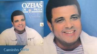 Ozéias de Paula - Caminho Certo (Cd Mais que Vencedor) Line Records 1992