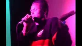 Hip Hop Karaoke, Man Down by Rihanna.