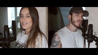 Não Preciso De Você Pra Nada - Luísa Sonza ft. Luan Santana (COVER) - Dreicon & Julia Gama